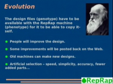 reprap-evolution
